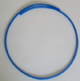 6mm Liff Drinking Water Filter Blue Pipe - Per Metre - 76001075